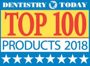 Top 100 Products 2018 by Dentistry Today