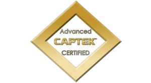 Certified Advanced Captek Icon