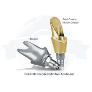 Bellatek Encode Abutments at Global Dental Solutions
