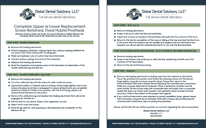Optimal and Predictable Results at Global Dental Solutions